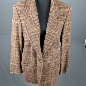 VTG Private Concepts wool Blazer (B14)